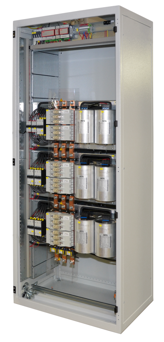 Upgradeable standalone cabinets